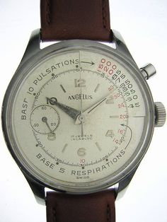 Doctor's watch.