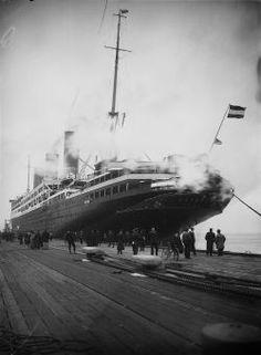 Hamburg Amerika Line VATERLAND, 1914.
