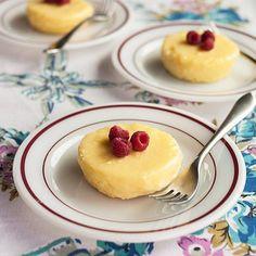 Easy Party Recipe: Lemon Spongettes