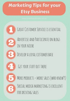Marketing Tips for your Etsy Business Do You Want To Quit Your Day Job?