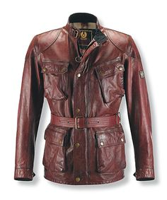 Belstaff Old Panther Jacket