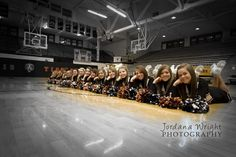 Jordana Wright Photography: Cheerleading Portraits