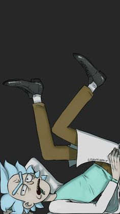 Rick and Morty • Rick Sanchez
