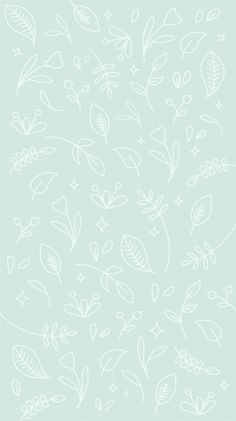Lovely Day Soft Baby Blue iPhone Wallpaper Home Screen @PanPins