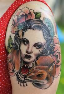 neo traditional tattoos - - Yahoo Image Search Results