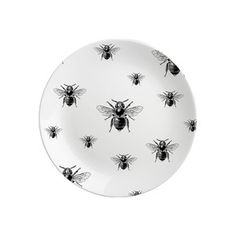 Bee Side Plate, $15, now featured on Fab.