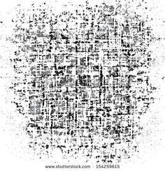 Grunge black and white texture. Retro illustration background. Ink grunge brush spot