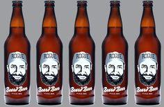 Uma cerveja feita de... barba?