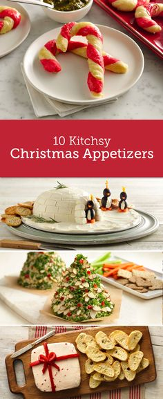 Looking for an attention-getting appetizer to serve this Christmas? Here are 10 of our time-tested, tasty favorites!
