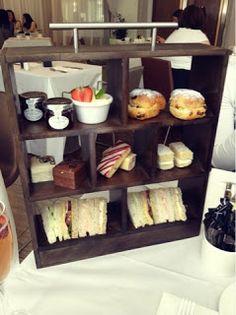 The Afternoon Tea Club: The Afternoon Tea Club Reviews: PIMA Bar at Hilton, Liverpool