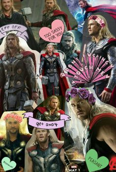 """Too sassy for you"" Marvel Fan, Marvel Avengers, Marvel Universe, Tumblr Cartoon, Thor Wallpaper, Shakespeare In The Park, Marvel Background, Good Looking Actors, Chris Hemsworth Thor"