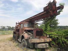 IHI Decay Art, Military Vehicles, Monster Trucks, Army Vehicles