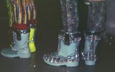 #analog #film #boots #glitter #lomo #lomography