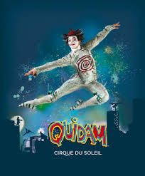 cirque du soleil - Quidam. So excited to see this show!