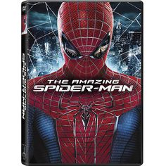 The Amazing Spider-Man (DVD + UltraViolet) (Anamorphic Widescreen)
