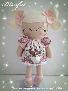 Куколка   Куклы тильда   VK