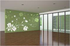 48 Best Wall Stencils For Painting Images Wall Mural Wall
