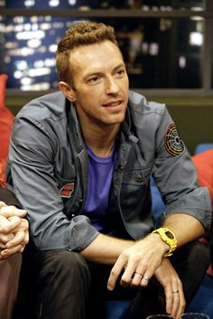 Chris Martin,  is one celebrity I like to meet. I love his music and he seems to be down to earth when it comes to interview.