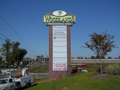 Woodlands Channel Letter Sign in Owensboro, Kentucky