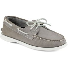 Choose a classic with the women's Authentic Original 2-Eye Boat Shoe from Sperry Top-Sider. You'll love the enduring style of our leather boat shoes for women.
