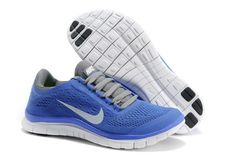 WMNS Nike Free 3.0 V5 2014 New Shoes Blue