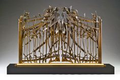 Albert Paley | Memphis Gate