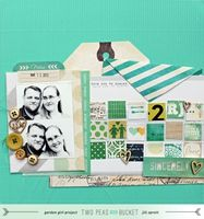 A Project by Fevvers from our Scrapbooking Gallery originally submitted 04/01/13 at 09:15 AM