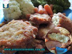 As delicias do Dudu: Nuggets de frango