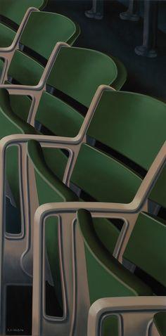 Post Seating - Kenton Nelson
