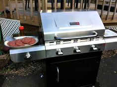 Midwest Steak Seasoning Recipe (and the new Infared Charbroil Grill!)
