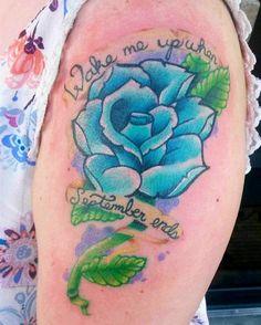 Tattoo by brittany Arizona. #tattoo #greenday