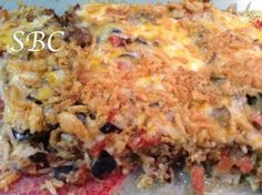 Cajun Eggplant Casserole   Summer is fast approaching!……Is your body swim suit ready?  JOIN MY FREE HEALTHY BODY SUPPORT GROUP On FB  https://www.facebook.com/groups/KindredKrossings/  ***Feel free to send me a FRIEND REQUEST. I am always posting awesome stuff!**  If you wish to become a distributor, or just purchase Skinny Fiber, you can do so from my website below. http://Kwhaley.SBC90DayChallenge.com