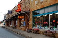 Mountain View, AR - Many antique shops and a Bean Festival, Craft Festival, etc.