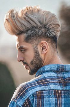 Top 5 Male Hair Trends To Try Pretty Followme Lastminutestylist Dapper Men Haircuts Mens Haircut In 2020 Long Hair Styles Men Men Hair Color Mens Hairstyles