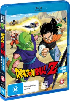 Our Review for Dragon Ball Z Season 5 Anime distributed by Madman is live! Read on below to find out what we thought of it!