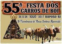 Festas de Carros de Boi: Festa dos Carros de Boi de Raposo - RJ