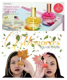 Memories eau de toilette by Oriflame