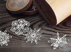 Roost Silver Snowflake Light Reflectors – Modish Store