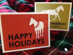Cards from See Horse Design a very cute Company