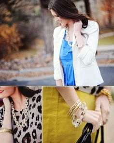 Win our favorite Pave Crystal Link Necklace and Bracelet! - I entered this giveaway! Hope I win!
