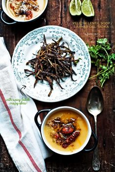 9 best food blogs images on pinterest indian food recipes indian yellow lentil soup arhar dal tadka with spicy and baked crispy okra trip to india forumfinder Image collections
