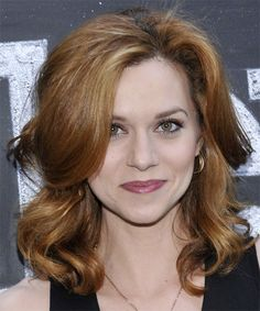 Love the color. hillary burton hair | Please tell me that there are other P.Sawyer lovers out there?!
