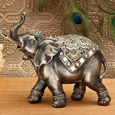 Elefant 8 Statue Tedswoodworking Teds Holzbearbeitung Indispensable address of art Indian Elephant, Elephant Love, Elephant Art, Elephant Gifts, Home Decor Baskets, Basket Decoration, Elephant Home Decor, Teds Woodworking, Crates