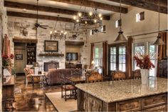 Rustic Decor Msa Architecture Interiors Residential Texas Hill Country German Ranch Homes