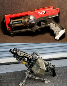 Worlds Coolest Custom NERF Guns - TechEBlog
