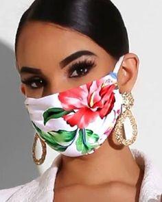 Diy Mask, Diy Face Mask, Face Masks, Frida Abba, Mouse Mask, Fashion Face Mask, Mask Design, Tapas, Fitness Fashion