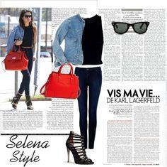 """Selena Style"" by chiari-de-horan on Polyvore"