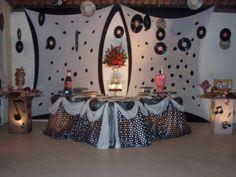 festa anos 70 decoração - Pesquisa Google