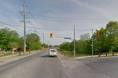 """""""Northbound lane of Ashburnham Drive closed for three weeks in October"""" by kawarthaNOW // Northbound traffic will be diverted to George St or Television Rd, southbound traffic unaffected."""