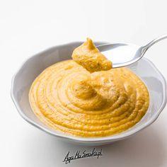orzechowa zupa krem z batatów zdrowy przepis bezglutenowy